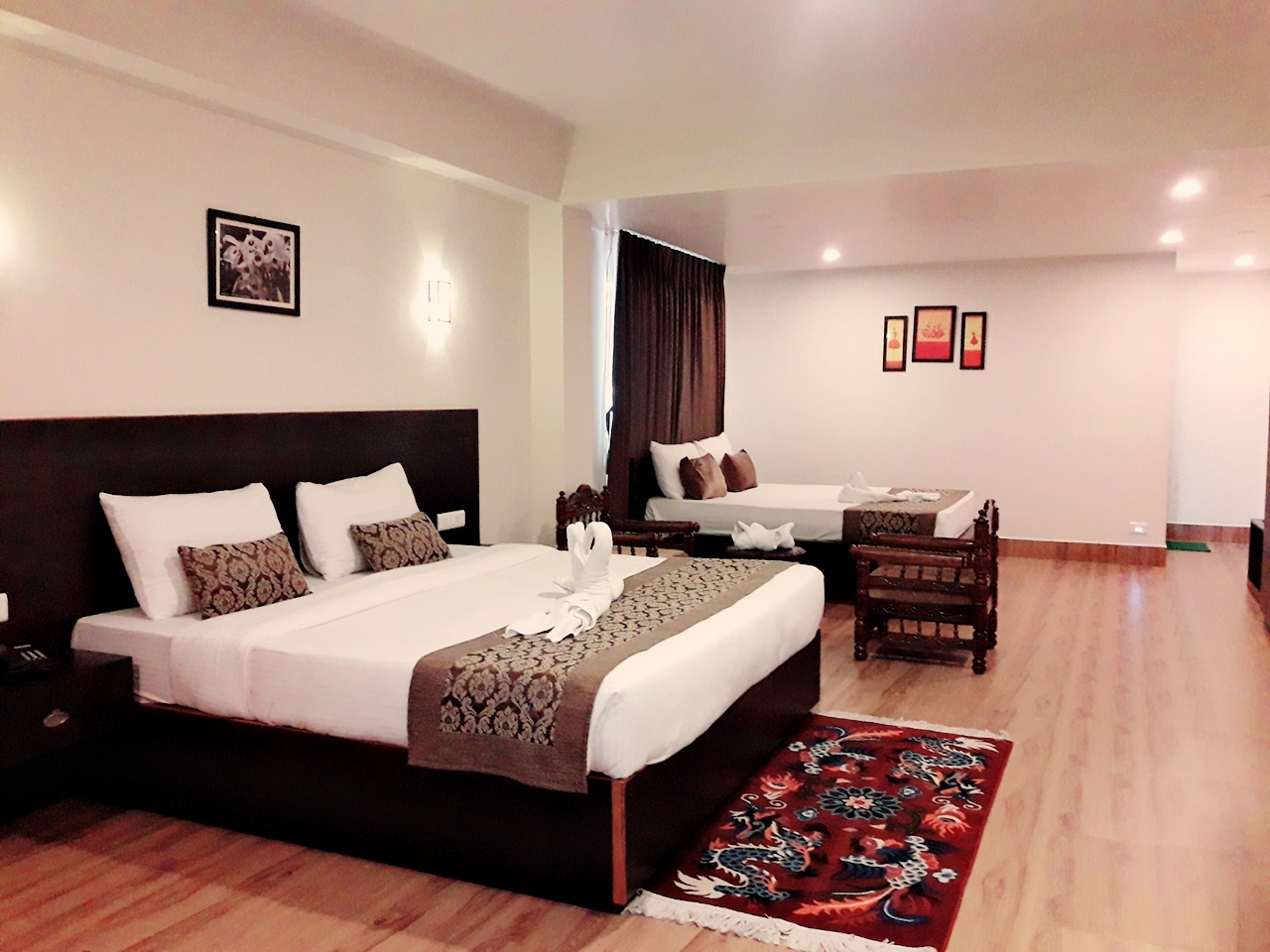 Luxurious Accommodation hotel in gangtok